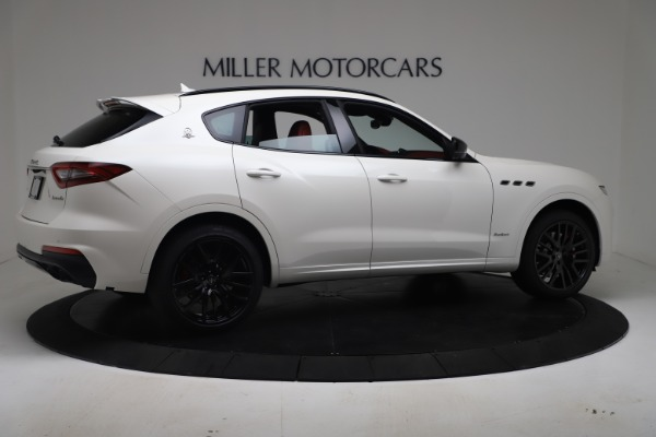 New 2020 Maserati Levante S Q4 GranSport for sale $104,485 at Rolls-Royce Motor Cars Greenwich in Greenwich CT 06830 8