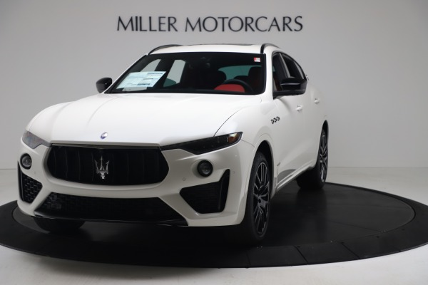 New 2020 Maserati Levante S Q4 GranSport for sale $104,485 at Rolls-Royce Motor Cars Greenwich in Greenwich CT 06830 1