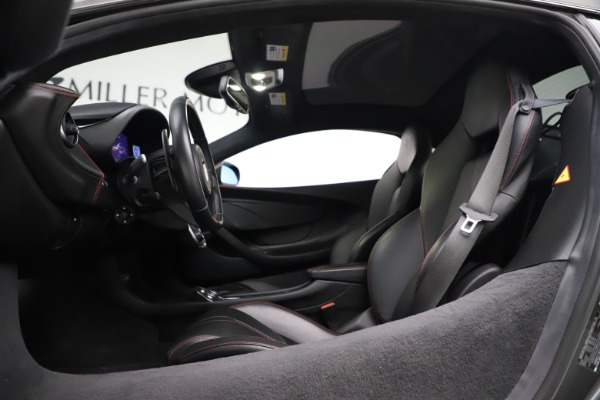Used 2017 McLaren 570GT for sale $140,900 at Rolls-Royce Motor Cars Greenwich in Greenwich CT 06830 10