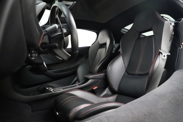 Used 2017 McLaren 570GT for sale $140,900 at Rolls-Royce Motor Cars Greenwich in Greenwich CT 06830 11