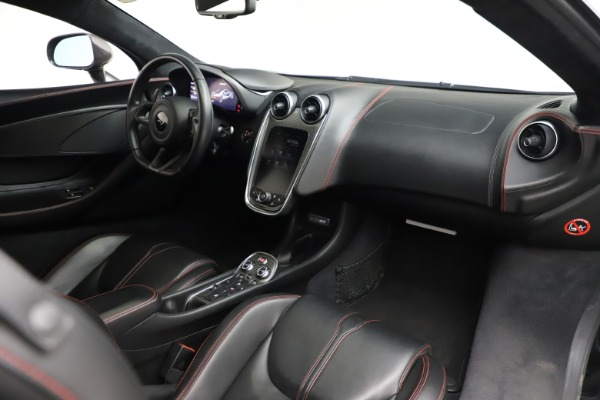 Used 2017 McLaren 570GT for sale $140,900 at Rolls-Royce Motor Cars Greenwich in Greenwich CT 06830 12