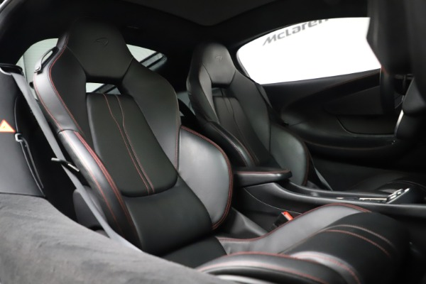 Used 2017 McLaren 570GT for sale $140,900 at Rolls-Royce Motor Cars Greenwich in Greenwich CT 06830 14