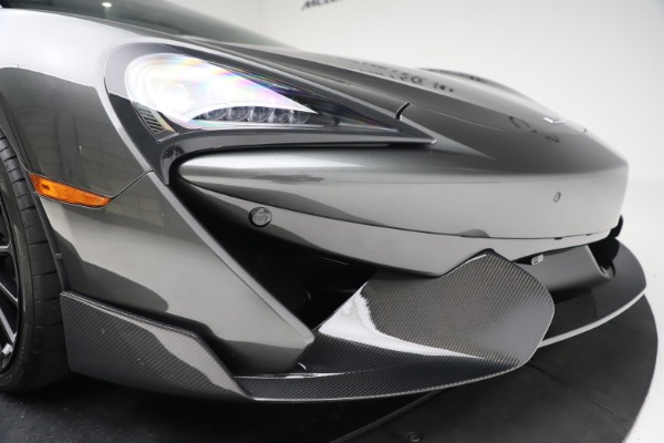 Used 2017 McLaren 570GT for sale $140,900 at Rolls-Royce Motor Cars Greenwich in Greenwich CT 06830 15