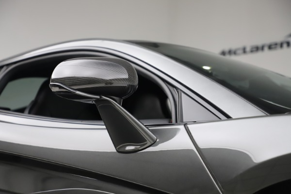Used 2017 McLaren 570GT for sale $140,900 at Rolls-Royce Motor Cars Greenwich in Greenwich CT 06830 16