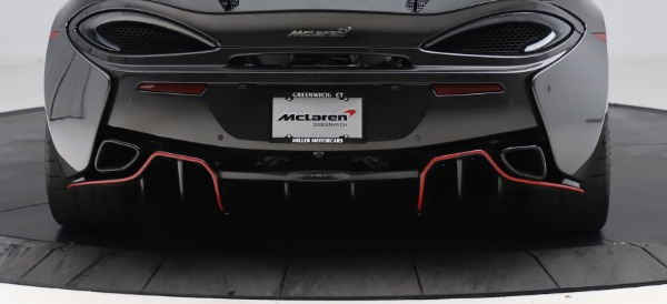 Used 2017 McLaren 570GT for sale $140,900 at Rolls-Royce Motor Cars Greenwich in Greenwich CT 06830 17