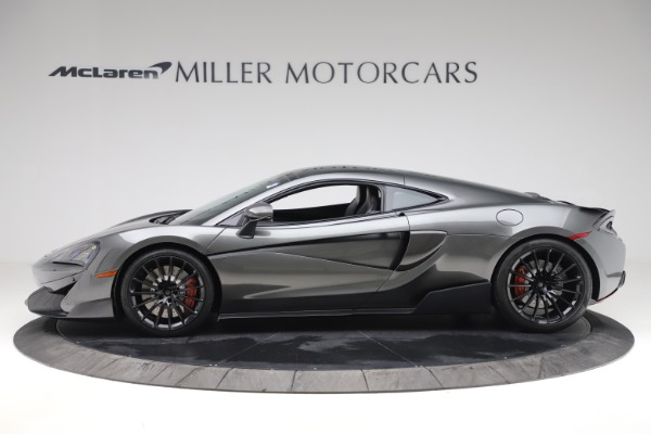 Used 2017 McLaren 570GT for sale $140,900 at Rolls-Royce Motor Cars Greenwich in Greenwich CT 06830 2