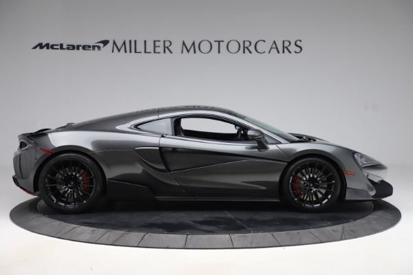 Used 2017 McLaren 570GT for sale $145,900 at Rolls-Royce Motor Cars Greenwich in Greenwich CT 06830 3