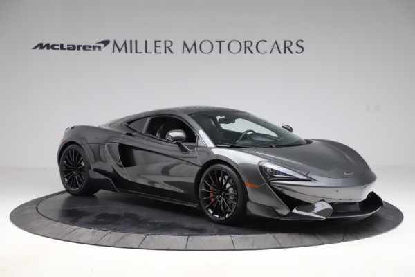 Used 2017 McLaren 570GT for sale $140,900 at Rolls-Royce Motor Cars Greenwich in Greenwich CT 06830 4