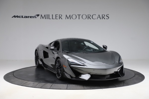Used 2017 McLaren 570GT for sale $145,900 at Rolls-Royce Motor Cars Greenwich in Greenwich CT 06830 5