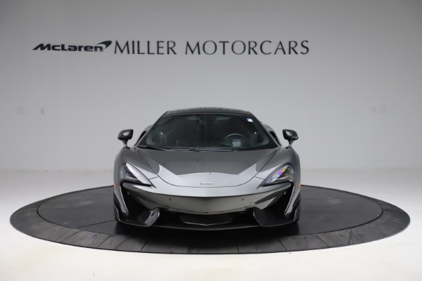 Used 2017 McLaren 570GT for sale $145,900 at Rolls-Royce Motor Cars Greenwich in Greenwich CT 06830 6