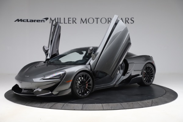Used 2017 McLaren 570GT for sale $145,900 at Rolls-Royce Motor Cars Greenwich in Greenwich CT 06830 8