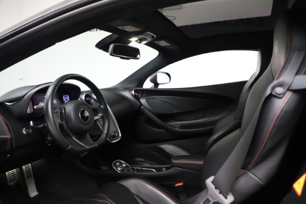 Used 2017 McLaren 570GT for sale $140,900 at Rolls-Royce Motor Cars Greenwich in Greenwich CT 06830 9