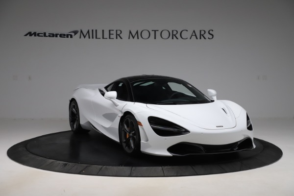 New 2020 McLaren 720S Coupe for sale $327,370 at Rolls-Royce Motor Cars Greenwich in Greenwich CT 06830 10
