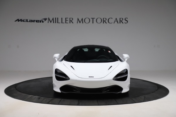 New 2020 McLaren 720S Coupe for sale $327,370 at Rolls-Royce Motor Cars Greenwich in Greenwich CT 06830 11
