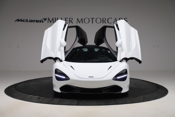 New 2020 McLaren 720S Coupe for sale $327,370 at Rolls-Royce Motor Cars Greenwich in Greenwich CT 06830 12