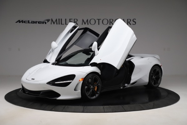 New 2020 McLaren 720S Coupe for sale $327,370 at Rolls-Royce Motor Cars Greenwich in Greenwich CT 06830 13
