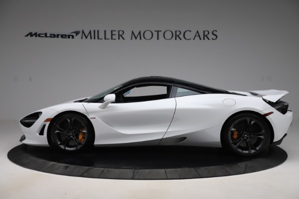 New 2020 McLaren 720S Coupe for sale $327,370 at Rolls-Royce Motor Cars Greenwich in Greenwich CT 06830 2