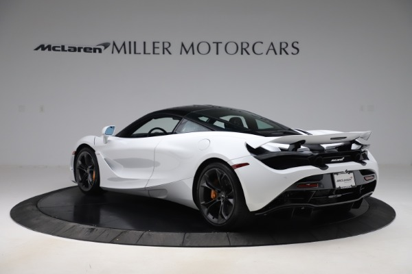 New 2020 McLaren 720S Coupe for sale $327,370 at Rolls-Royce Motor Cars Greenwich in Greenwich CT 06830 3