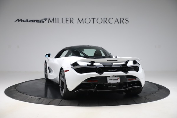New 2020 McLaren 720S Coupe for sale $327,370 at Rolls-Royce Motor Cars Greenwich in Greenwich CT 06830 4