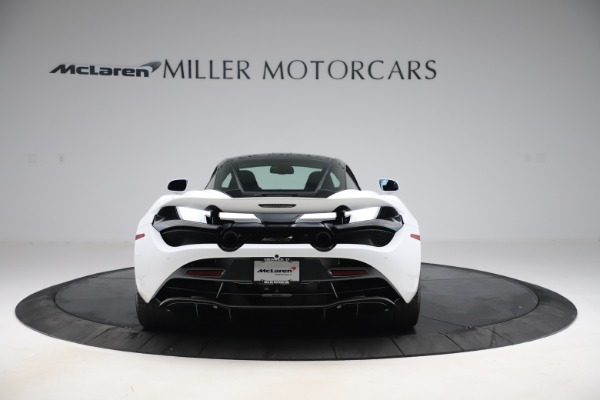 New 2020 McLaren 720S Coupe for sale $327,370 at Rolls-Royce Motor Cars Greenwich in Greenwich CT 06830 5