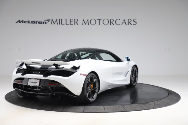 New 2020 McLaren 720S Coupe for sale $327,370 at Rolls-Royce Motor Cars Greenwich in Greenwich CT 06830 6