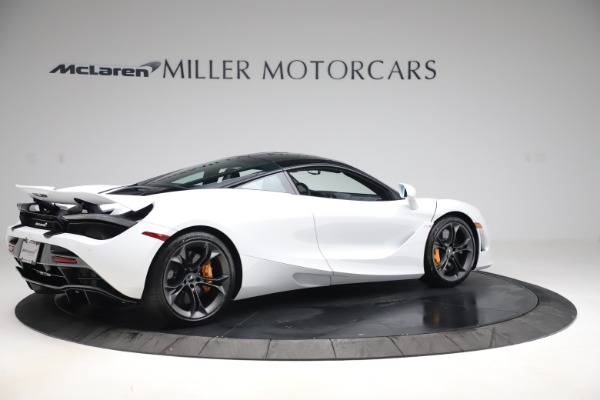 New 2020 McLaren 720S Coupe for sale $327,370 at Rolls-Royce Motor Cars Greenwich in Greenwich CT 06830 7