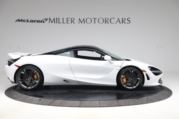 New 2020 McLaren 720S Coupe for sale $327,370 at Rolls-Royce Motor Cars Greenwich in Greenwich CT 06830 8