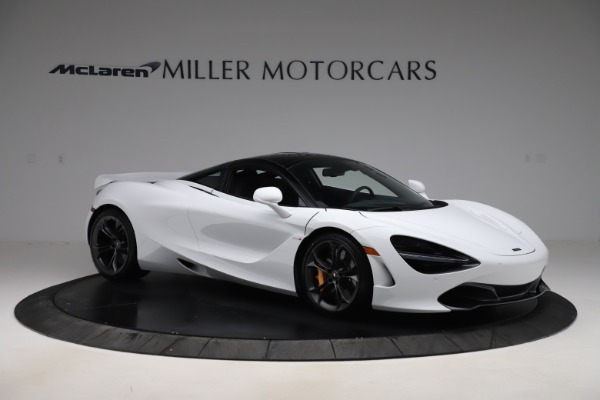 New 2020 McLaren 720S Coupe for sale $327,370 at Rolls-Royce Motor Cars Greenwich in Greenwich CT 06830 9