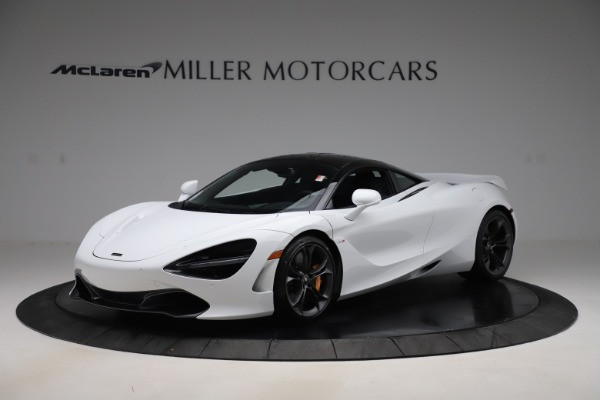 New 2020 McLaren 720S Coupe for sale $327,370 at Rolls-Royce Motor Cars Greenwich in Greenwich CT 06830 1