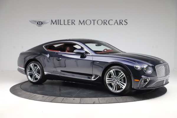 New 2020 Bentley Continental GT V8 for sale $242,250 at Rolls-Royce Motor Cars Greenwich in Greenwich CT 06830 10