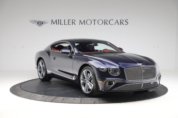 New 2020 Bentley Continental GT V8 for sale $242,250 at Rolls-Royce Motor Cars Greenwich in Greenwich CT 06830 11