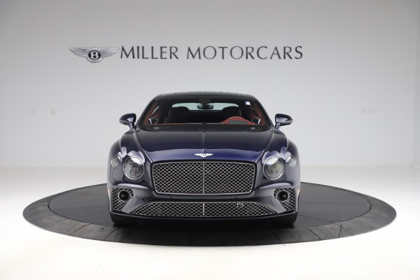 New 2020 Bentley Continental GT V8 for sale $242,250 at Rolls-Royce Motor Cars Greenwich in Greenwich CT 06830 12