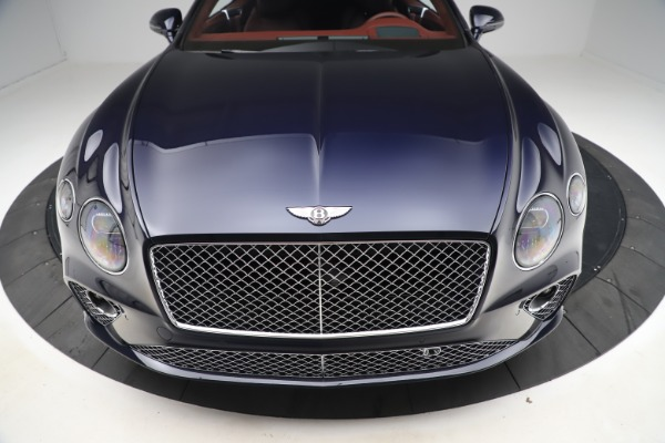 New 2020 Bentley Continental GT V8 for sale $242,250 at Rolls-Royce Motor Cars Greenwich in Greenwich CT 06830 13