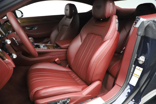 New 2020 Bentley Continental GT V8 for sale $242,250 at Rolls-Royce Motor Cars Greenwich in Greenwich CT 06830 20