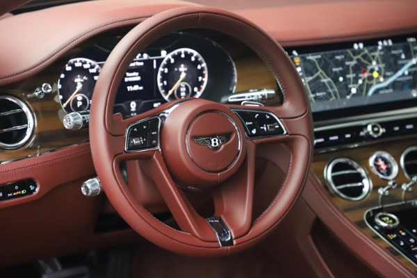 New 2020 Bentley Continental GT V8 for sale $242,250 at Rolls-Royce Motor Cars Greenwich in Greenwich CT 06830 21