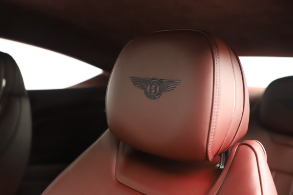 New 2020 Bentley Continental GT V8 for sale $242,250 at Rolls-Royce Motor Cars Greenwich in Greenwich CT 06830 22