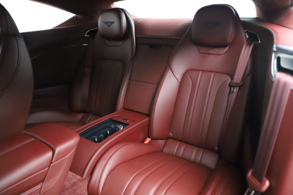 New 2020 Bentley Continental GT V8 for sale $242,250 at Rolls-Royce Motor Cars Greenwich in Greenwich CT 06830 23