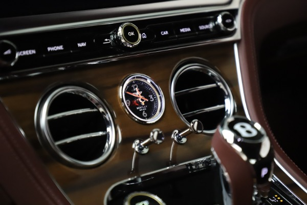 New 2020 Bentley Continental GT V8 for sale $242,250 at Rolls-Royce Motor Cars Greenwich in Greenwich CT 06830 24