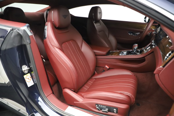 New 2020 Bentley Continental GT V8 for sale $242,250 at Rolls-Royce Motor Cars Greenwich in Greenwich CT 06830 27