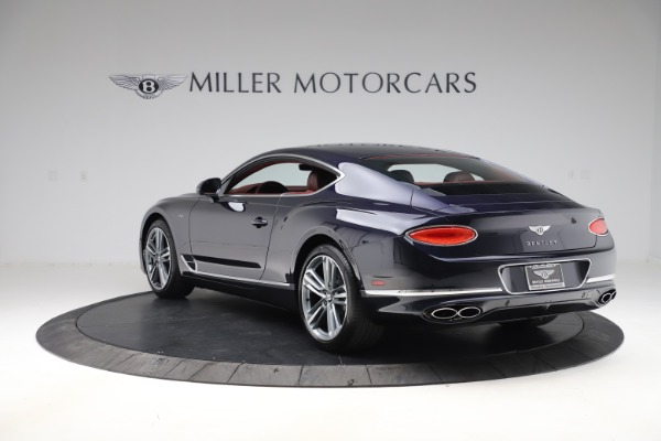 New 2020 Bentley Continental GT V8 for sale $242,250 at Rolls-Royce Motor Cars Greenwich in Greenwich CT 06830 5