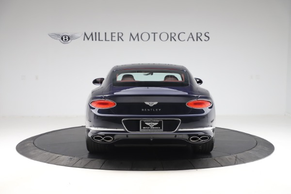 New 2020 Bentley Continental GT V8 for sale $242,250 at Rolls-Royce Motor Cars Greenwich in Greenwich CT 06830 6