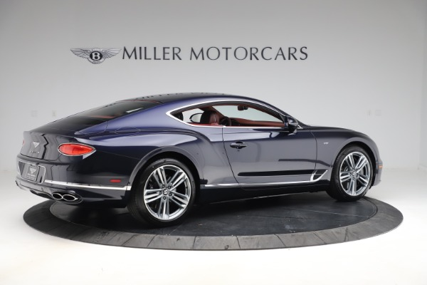 New 2020 Bentley Continental GT V8 for sale $242,250 at Rolls-Royce Motor Cars Greenwich in Greenwich CT 06830 8
