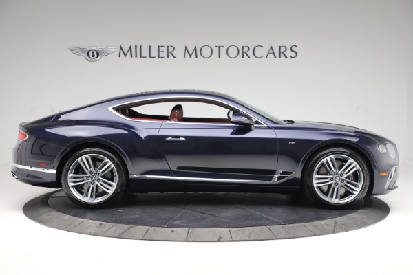 New 2020 Bentley Continental GT V8 for sale $242,250 at Rolls-Royce Motor Cars Greenwich in Greenwich CT 06830 9