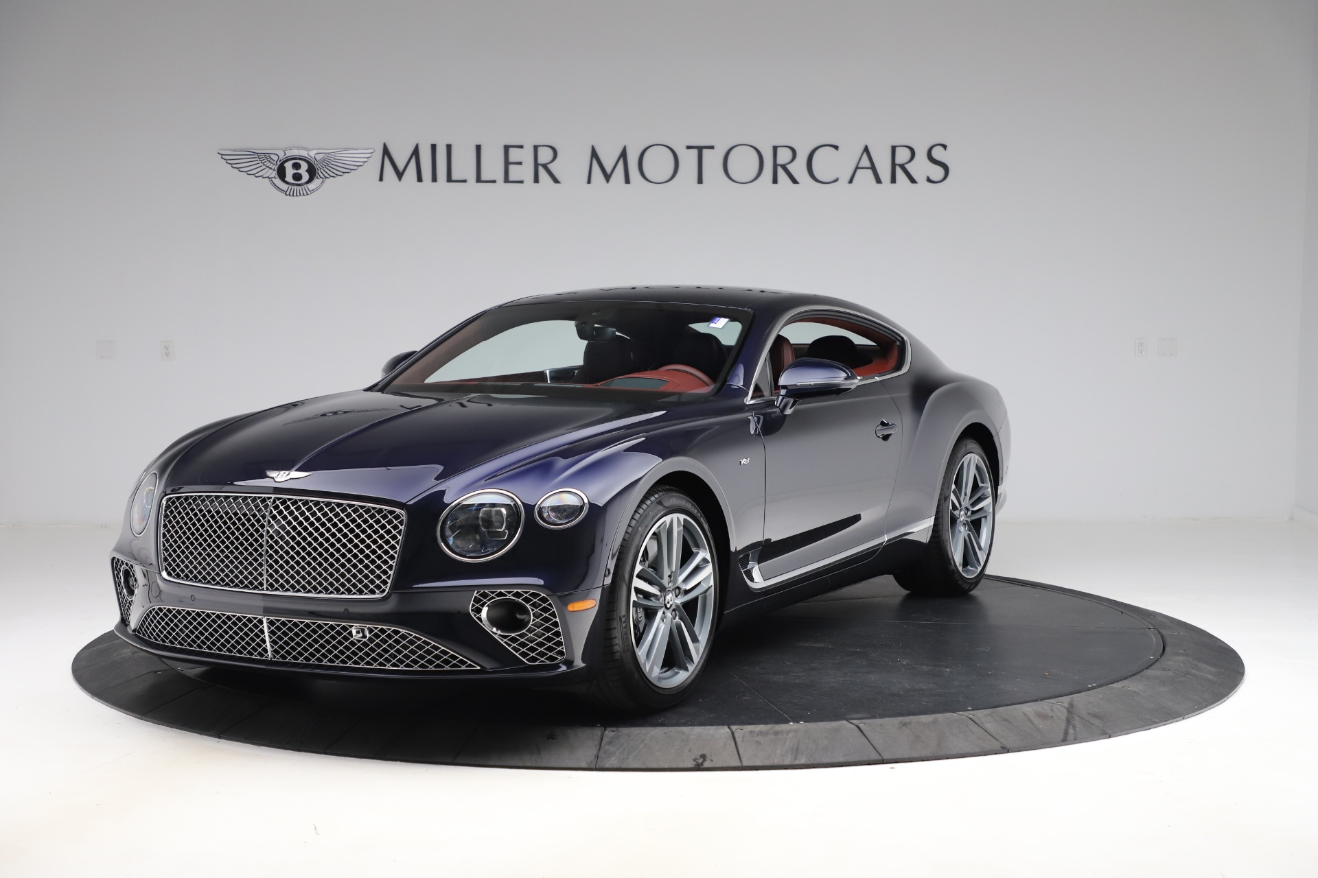 New 2020 Bentley Continental GT V8 for sale $242,250 at Rolls-Royce Motor Cars Greenwich in Greenwich CT 06830 1