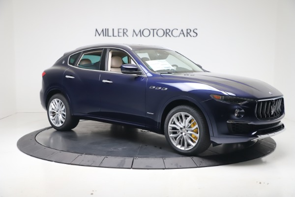 New 2020 Maserati Levante S Q4 GranLusso for sale $97,335 at Rolls-Royce Motor Cars Greenwich in Greenwich CT 06830 10