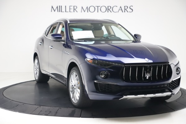 New 2020 Maserati Levante S Q4 GranLusso for sale $97,335 at Rolls-Royce Motor Cars Greenwich in Greenwich CT 06830 11