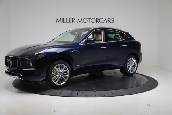 New 2020 Maserati Levante S Q4 GranLusso for sale $97,335 at Rolls-Royce Motor Cars Greenwich in Greenwich CT 06830 2