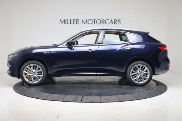 New 2020 Maserati Levante S Q4 GranLusso for sale $97,335 at Rolls-Royce Motor Cars Greenwich in Greenwich CT 06830 3