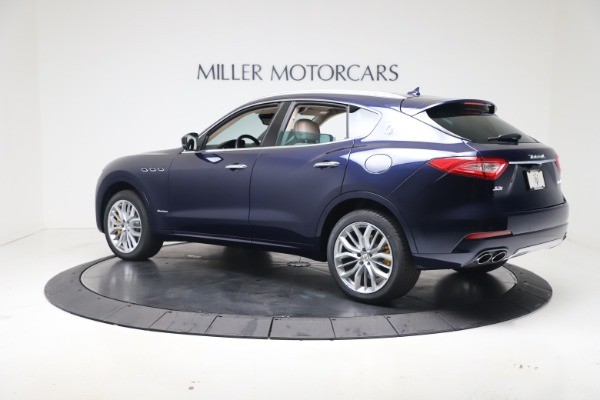 New 2020 Maserati Levante S Q4 GranLusso for sale $97,335 at Rolls-Royce Motor Cars Greenwich in Greenwich CT 06830 4
