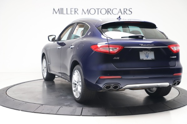 New 2020 Maserati Levante S Q4 GranLusso for sale $97,335 at Rolls-Royce Motor Cars Greenwich in Greenwich CT 06830 5